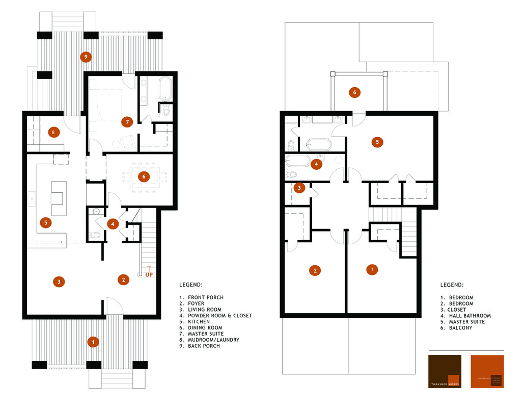 Thrasher works blog thrasher works for American home floor plans